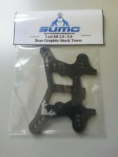 Sumo Racing Losi 8ight 3.0 Buggy Graphite Rear Shock tower 8 8B Carbon fiber