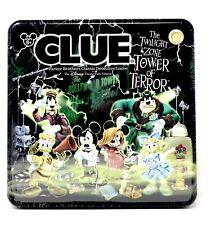 Disney Clue The Twilight Zone Tower of Terror Disney Theme Park Edition New