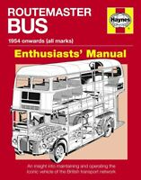 Routemaster Bus Manual (Hardcover) Haynes Practical Lifestyle