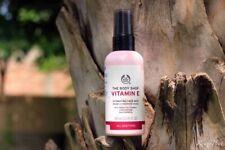 The Body Shop Vitamin E Hydrating Face Mist 100ml BRAND NEW