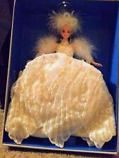 Snow Princess 1994 Barbie Doll. Enchanted Seasons Collection. NRFB, MINT.
