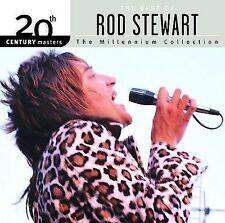 Rod Stewart  20th Century Masters CD New 2006