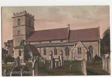 Prestbury Church Postcard, A850