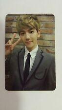 (ver. Baekhyun) EXO-K EXO 1st Album Repackage Growl Official Photocard TYPE A