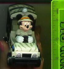 Disney Minnie Mouse Safari Die Cast Metal Figurine Original Packing Mint