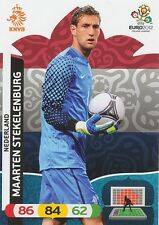 MARTIN STEKELENBURG # NETHERLANDS CARD PANINI ADRENALYN EURO 2012