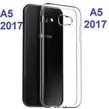 For Samsung Galaxy A5 (2017) Clear Phone Case Cover Ultra Thin Silicone TPU Gel