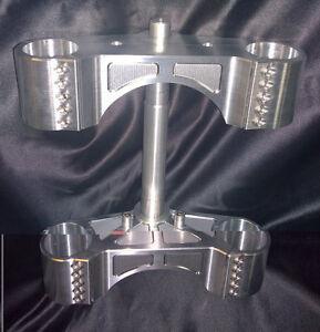 Billet 'Stealth' Fork Yokes made for any bike, Streetfighter, Triple Trees