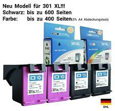 Druckerpatronen für HP 301 XL OfficeJet1010 2544 2620 4630 4632 2622 4634 4636.