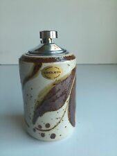 Table lighter -pottery-made by Soholm on the Island of Bornholm,Denmark.