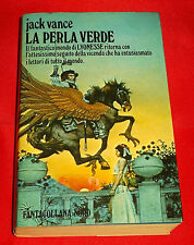 Jack Vance LA PERLA VERDE - Fantacollana 68 - 1ª Ed. Editrice Nord 1986 - DK
