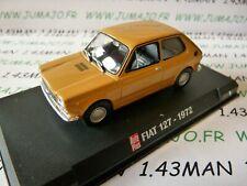 AP20N Voiture 1/43 IXO AUTO PLUS : Fiat 127 1972
