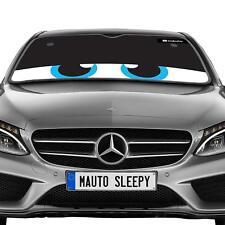 [NEW] Universal Car & SUV Sleepy Eyes Windshield Sunshade Visor 28x51 FREE SHIP