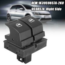 DRIVER SIDE ELECTRIC WINDOW SWITCH FOR VW GOLF MK5 PASSAT B6 EOS JETTA CADDY UK