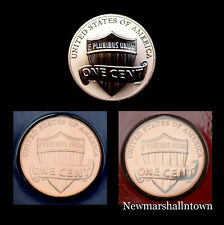 2019 P+D+W Lincoln Shield Reverse Proof Mint Set and P+D from Mint Set