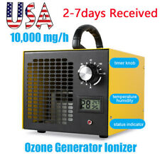 Professional 10,000mg/h Ozone Generator Machine Air Purifier Ionizer Ozonator