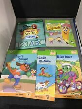 LeapFrog Write and Draw Activity Set Mr. Pencil ,read & Write & 3 Long Vowels Bo