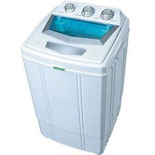 Syntrox Germany Energie A 4 Kg Waschmaschine mit Schleuder Campingwaschmaschine