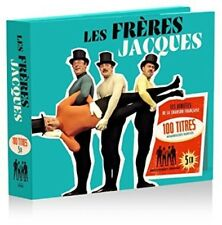 Les Freres Jacques - 100 Titres [New CD] France - Import