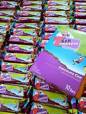 120 CLIF KID GRAIN ENERGY BAR SNACK 5G PROTEIN CHOCOLATE CHIP 1.27oz FAST DEL-RY