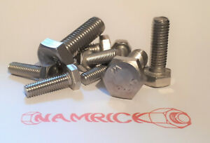 Hex Set Screws Stainless Steel A4. M4,M5,M6,M8, Fully Threaded Bolts