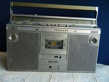 Panasonic Rx-5300 vintage boombox ghettoblaster Tested