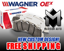 Disc Brake Pad Set-OEX Disc Brake Pad Rear Wagner OEX1602