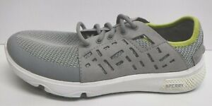Sperry Size 7 Gray Sneakers New Womens Shoes