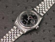 Rolex Datejust Ref. 1601 Stahl / Gold Lünette - Seltenes Blatt - Neue Revision