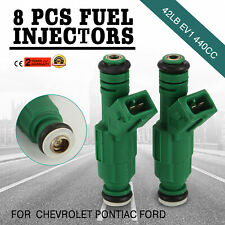 HQ 8XGreen Fuel Injector For Ford V8 42lb 0280155968 Motorsport Racing Sell