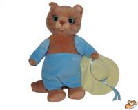 Peluche Chat - Tom Kitten - Béatrix Potter - Augusta du Bay Baby - 26 cm