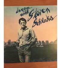 LP STEVEN SCHLAKS DREAM WITH LPX 012 VG+/VG+ ITALY 1976