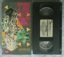 SIOUXSIE AND THE BANSHEES *NOCTURNE* US NTSC-VHS ROBERT SMITH/THE CURE