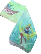 Sailor Moon Crystal Character Print Scarf