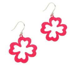 ORIGINAL THY Earrings FLUO Female Four-leaf clover - FLU4F