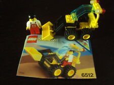 LEGO 6512 LANDSCAPE LOADER VINTAGE FREE UK POST