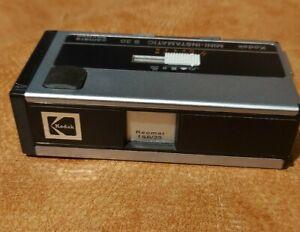 RARE KODAK MINI-INSTAMATIC S30 MINIATURE FILM CAMERA - Clean and Working