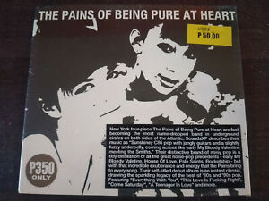 THE PAINS OF BEING PURE AT HEART -  Self Titled CD Shoegaze /Made In Philippines