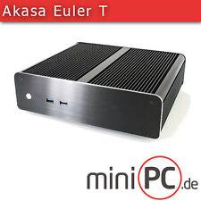 Akasa Euler T Thin-ITX Gehäuse (A-ITX18-A1B)