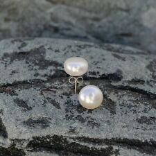8e06324b1cd1 Pendientes perlas de agua dulce de plata de ley perla