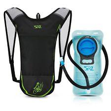 Hydratation sac à dos épaule Pack Sac à dos Sac 2 L Eau vessie sport pochette