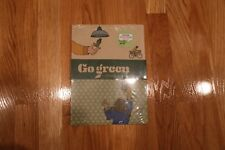 2011 #4524 Go Green Family Activity Kit with Full Pane Forever Stamps Sealed