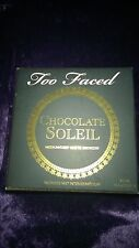 Too Faced Bronzer in CHOCOLATE SOLEIL!! Med/Deep Matte BRAND NEW AND AUTHENTIC!!