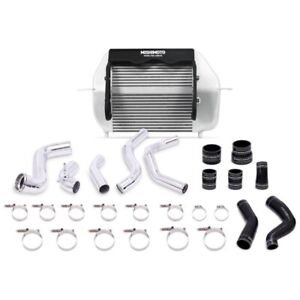 Mishimoto Silver Intercooler + Polish Pipe for 2011-2014 Ford F-150 EcoBoost