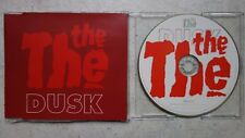 The The ‎– Dusk  PROMO CD  Epic ‎– XPCD 222 different sleeve  anderes Cover