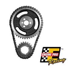 SBC CHEVY 283 327 350 5.7L PERFORMANCE ADJUSTABLE DOUBLE ROLLER TIMING CHAIN SET