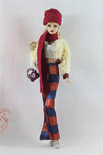 7in1 Set Fashion clothes/outfit Casual wear For 11.5in.Doll