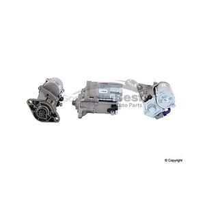One DENSO Starter Motor 2800130 for Toyota 4Runner Celica Corona Pickup