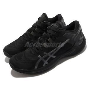 Asics GELBurst 25 Low Black Grey Men Basketball Shoes Sneakers 1063A045-001