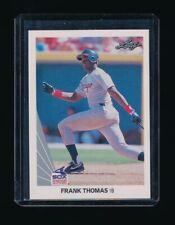 FRANK THOMAS 1990 LEAF #300 RC *CHICAGO WHITE SOX* A